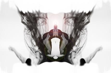 BW dancer blot tulle jumps july 7 2014 filter lens flare
